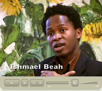 Ishmael Beah speaks about A Long Way Gone